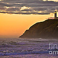 Sunset At North Head II by Robert Bales