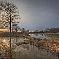 Sunset At Timber Banks by Everet Regal