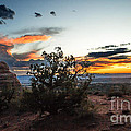 Sunset At Turrent Arch by Robert Bales