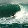 Sunset Beach Hawai'i by Mark Gilman
