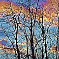 Sunset Cloud Colors  4 by Dave Dresser