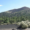 Sunset Crater Volcano by Pasha Sourbeer
