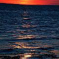 Sunset Denmark Samsoe Island by Colette V Hera  Guggenheim