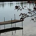 Sunset Dock by LeeAnn McLaneGoetz McLaneGoetzStudioLLCcom