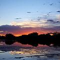 Sunset Glow by Saija  Lehtonen