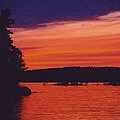 Sunset by Hollie Cyr