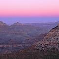 Sunset Hues At Grand Canyon by Greg Matchick