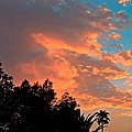 Sunset In Calm Skies Two by Steve Knievel