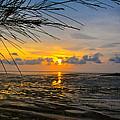 Sunset In Jeram by Klik Kreatif