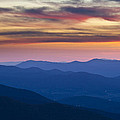 Sunset In Shenandoah National Park by Pierre Leclerc Photography