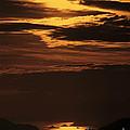 Sunset Ipanema  by Bruce Bain
