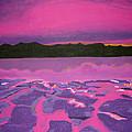 Sunset by Leanne Karlstrom