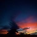 Sunset Leeward Oahu by Mark Gilman