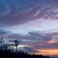 Sunset Mountain Wave by Debra     Vatalaro