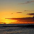 Sunset On Kauai by Dana Kern