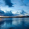Sunset On Noosa River by John White