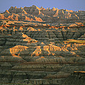 Sunset On The Geological Formations by Annie Griffiths