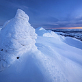 Sunset On The Summit Toviktinden by Arild Heitmann