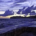 Sunset Over Dubrovnik by Madeline Ellis