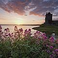 Sunset Over Dunguaire Castle, Kinvara by Gareth McCormack