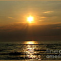 Sunset Over Lake Erie 3 by Rose Santuci-Sofranko