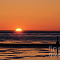 Sunset Park Petoskey Mi by Ronald Grogan