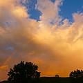 Sunset Rainbow by Azthet Photography