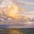 Sunset Sky by Olena Lopatina