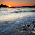 Sunset Uncovered by Mike  Dawson