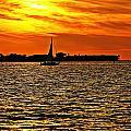 Sunset Xi by Joe Faherty