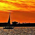 Sunset Xii by Joe Faherty