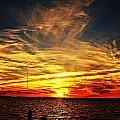 Sunset Xiii by Joe Faherty