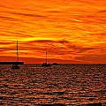 Sunset Xix by Joe Faherty