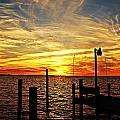 Sunset Xv by Joe Faherty