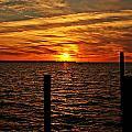 Sunset Xvii by Joe Faherty