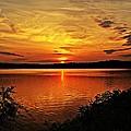 Sunset Xxi by Joe Faherty