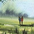 Sunshine Stroll by Trudy Kepke