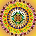 Sunshine Sunflower by Mario Carini