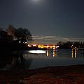 Super Moon Night   2 by Mark Ashkenazi