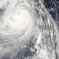 Super Typhoon Wipha by Stocktrek Images