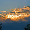 Supreem Sunset I by Debbie Portwood