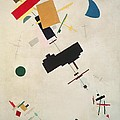Suprematist Composition No 56 by Kazimir Severinovich Malevich