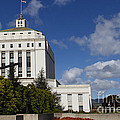 Supreme Court Of California . County Of Alameda . Oakland California View From Oakland Museum . 7d13 by Wingsdomain Art and Photography