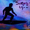 Surfs Up by Tony B Conscious