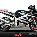Suzuki Gsx-r by Carl Shellis