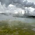 Svartsengi Geothermal Power Plant by Cyril Ruoso