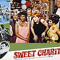 Sweet Charity, Paula Kelly, Shirley by Everett