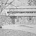 Swift River Bridge by Tim Murray