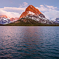 Swiftcurrent Lake At Dawn by Greg Nyquist