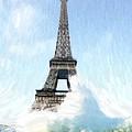 Swimming Pleasure In Paris by Steve K